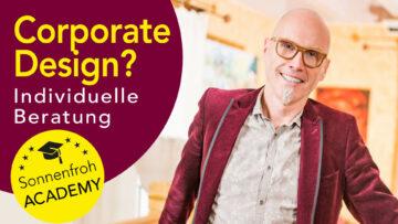 Individuelle Beratung Corporate Design und Logo-Design – Sonnenfroh Werbeagentur