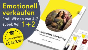 eBook - Emotionell überzeugen und besser verkaufen – Marketing Tipps